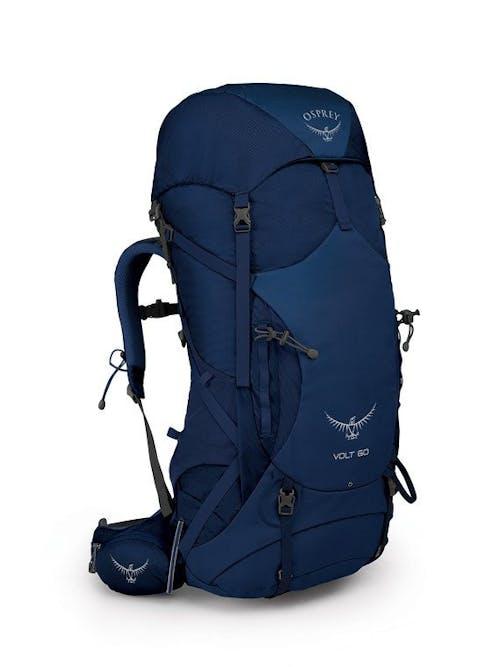 OSPREY - VOLT 60 PACK - Portada Blue