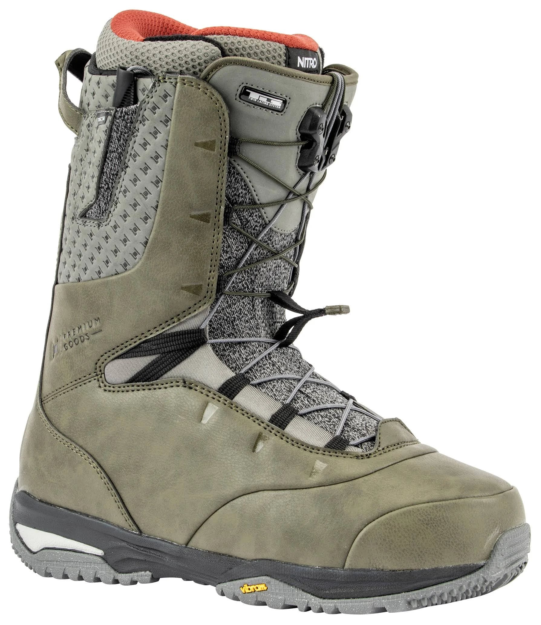 Nitro Venture Pro TLS Snowboard Boots  Nitro X L1 9 · 2020
