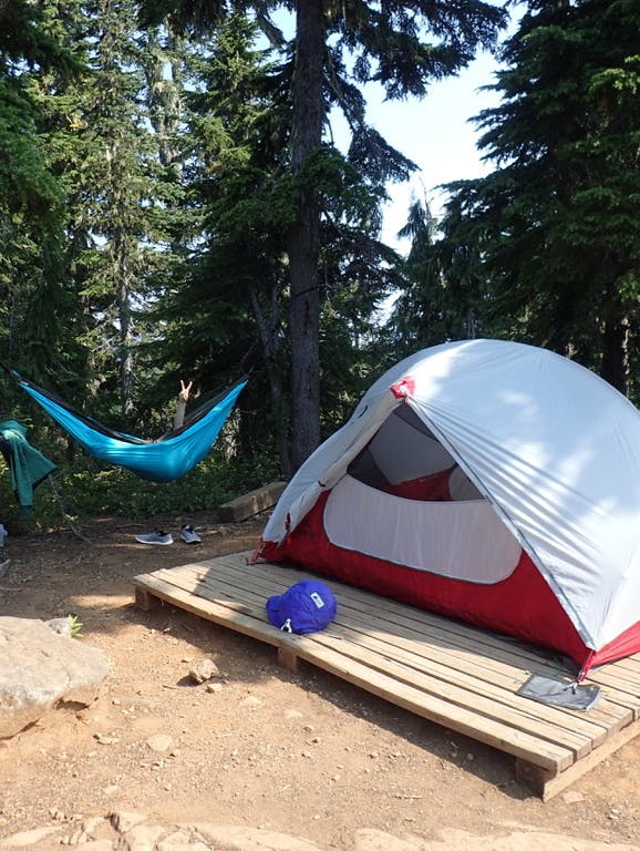Camping & Hiking Expert Amy B