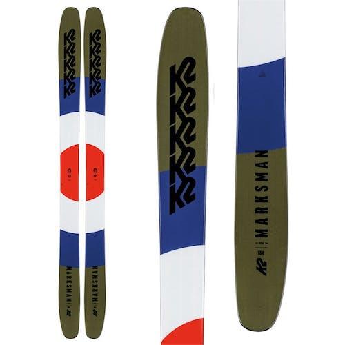 K2 Marksman Skis · 2020