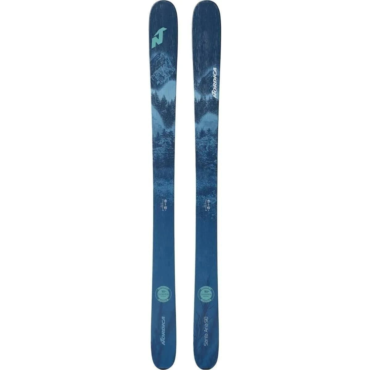 Nordica Santa ANA 98 Women's Skis · 2021