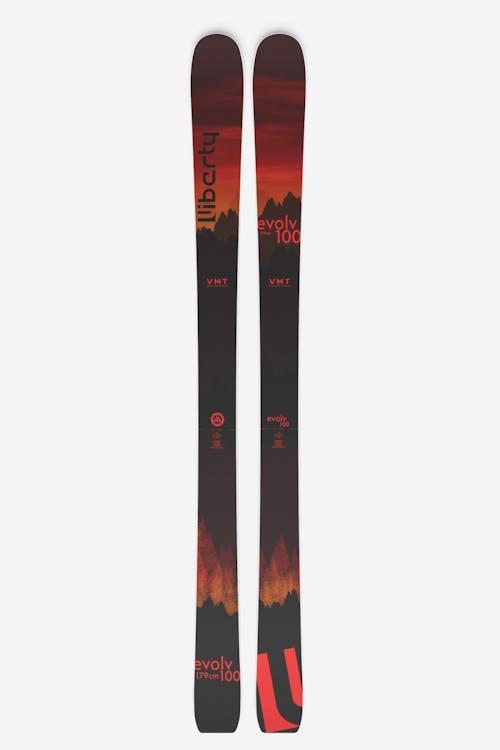 Liberty Evolv100 Skis · 2021