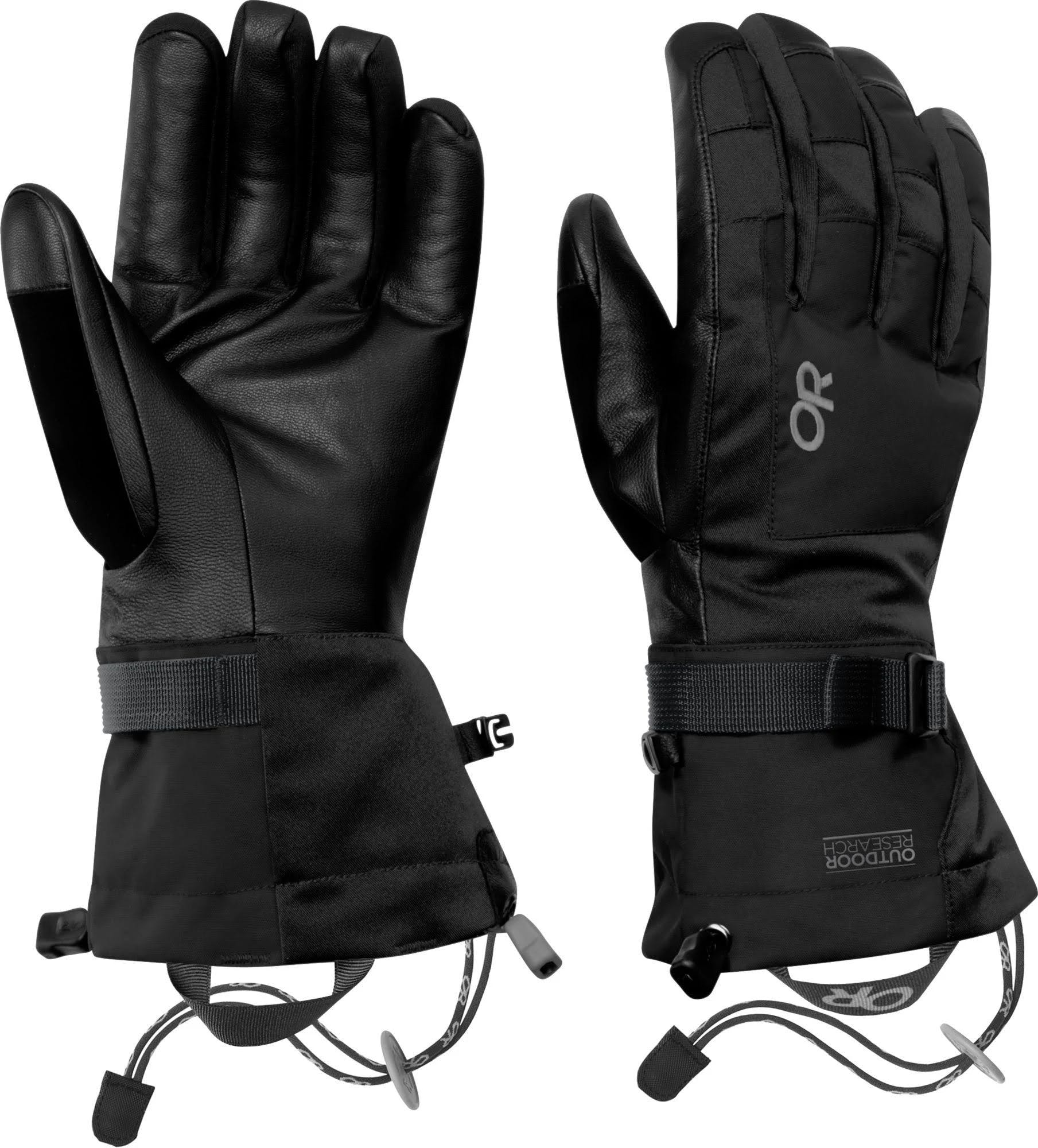 Outdoor Research Men's Revolution Gloves Black