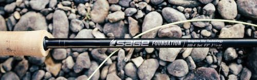Sage Foundation Fly Rod Outfit