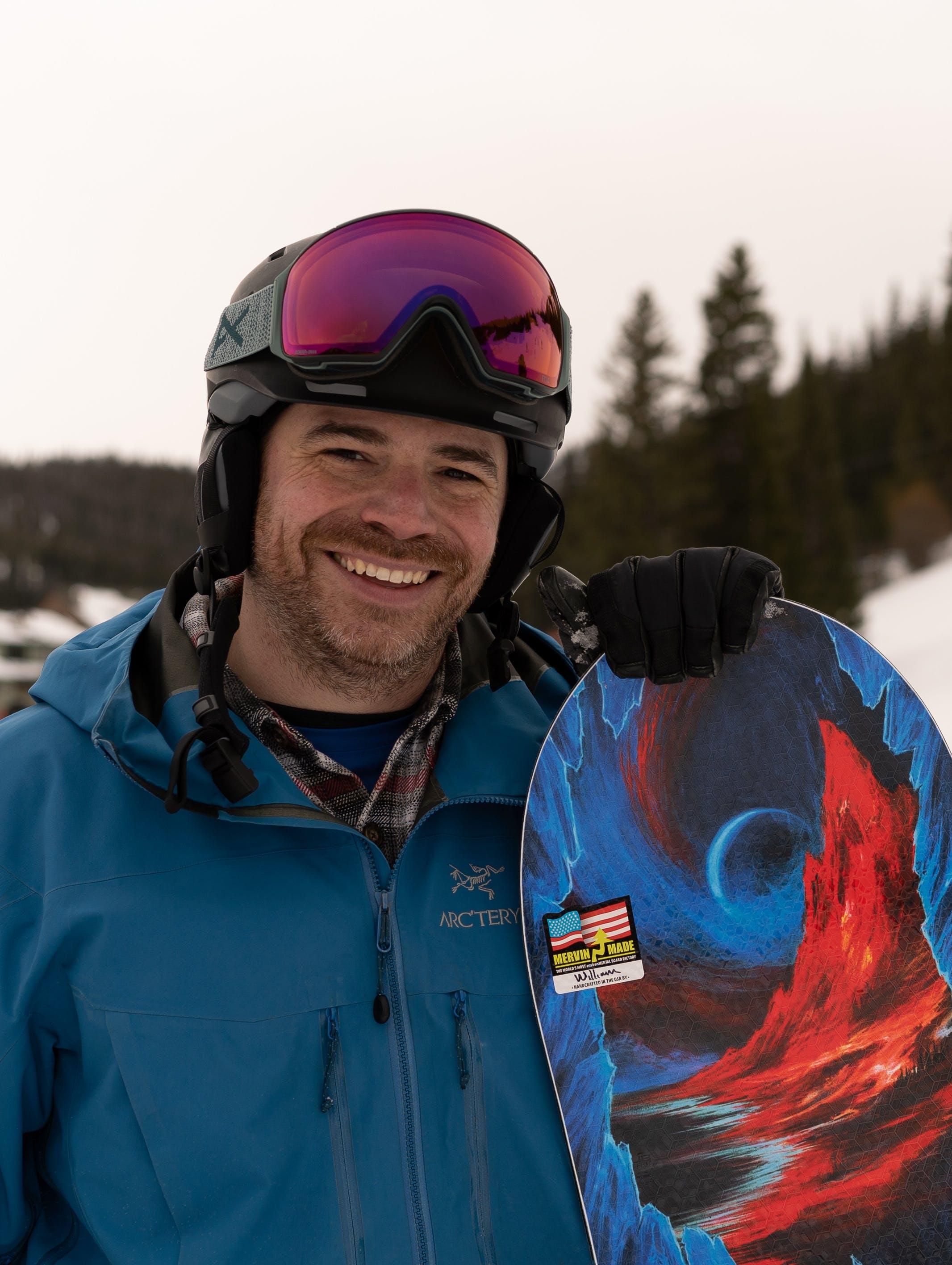 Winter Sports Expert Franco DiRienzo