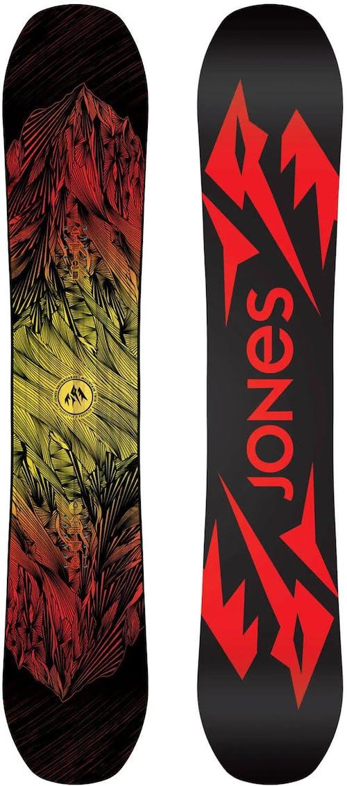 Jones Mountain Twin Snowboard · 2020