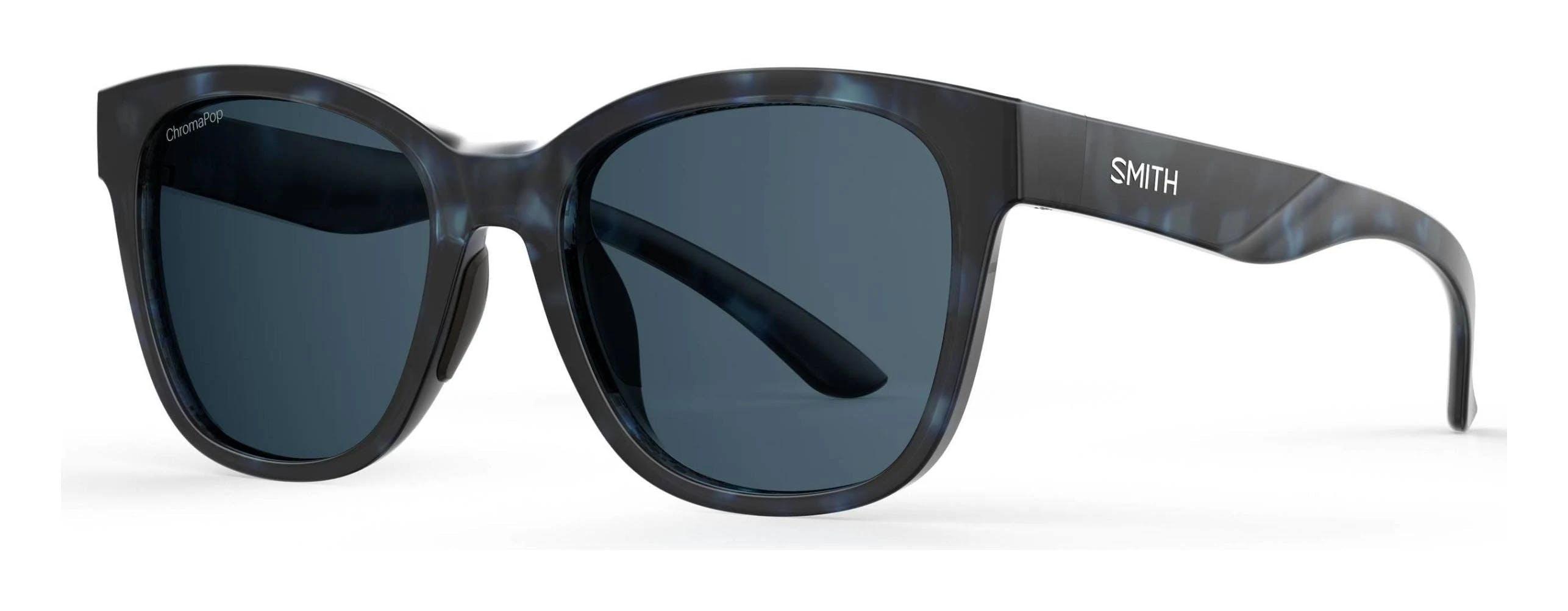Smith Optics Caper Women Sunglasses - Black Polarized
