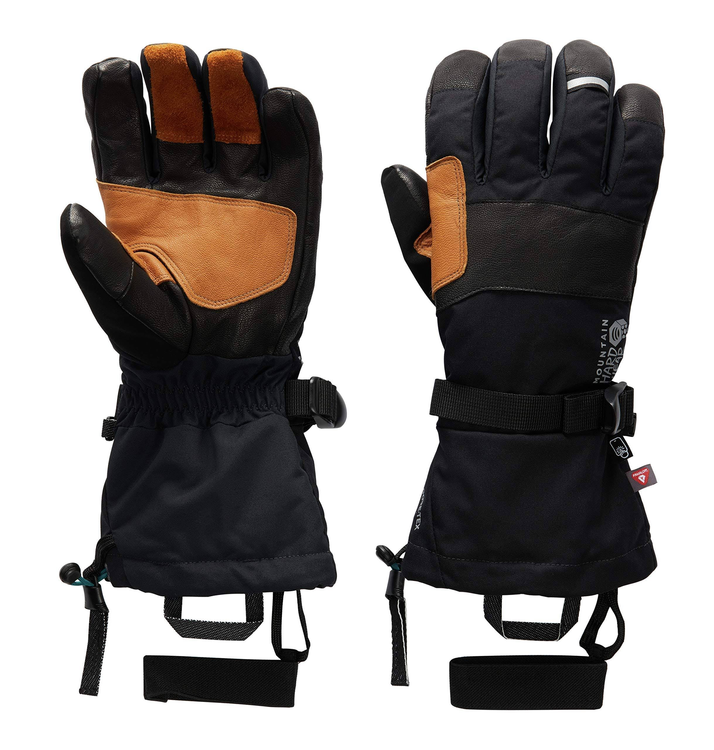 Mountain Hardwear Men's High Exposure GORE-TEX Glove S Black