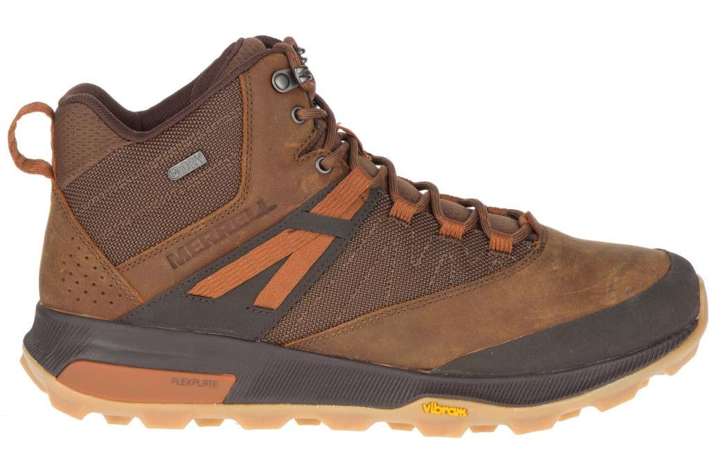 MERRELL - ZION MID WP M - 11.5 - Toffee