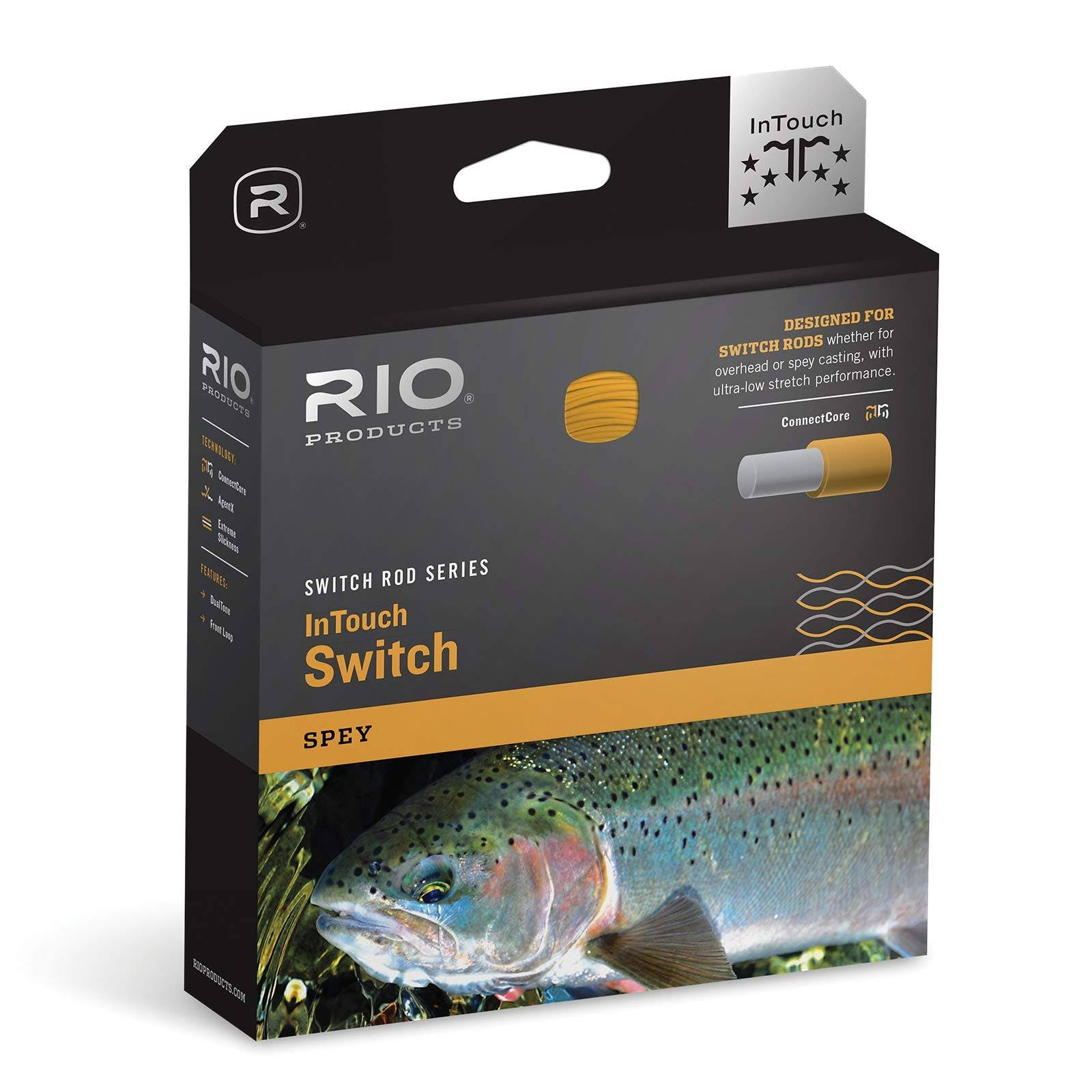 Rio InTouch Switch 4/5F Fly Line