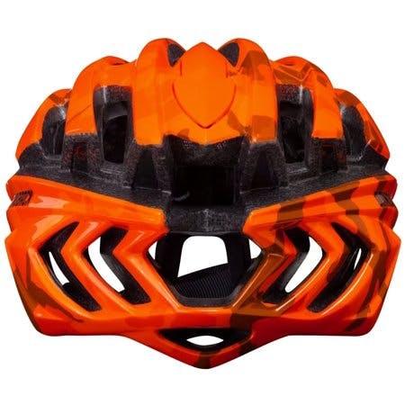 Diamondback Overdrive Bike Helmet Mountain , Orange Camo, Large