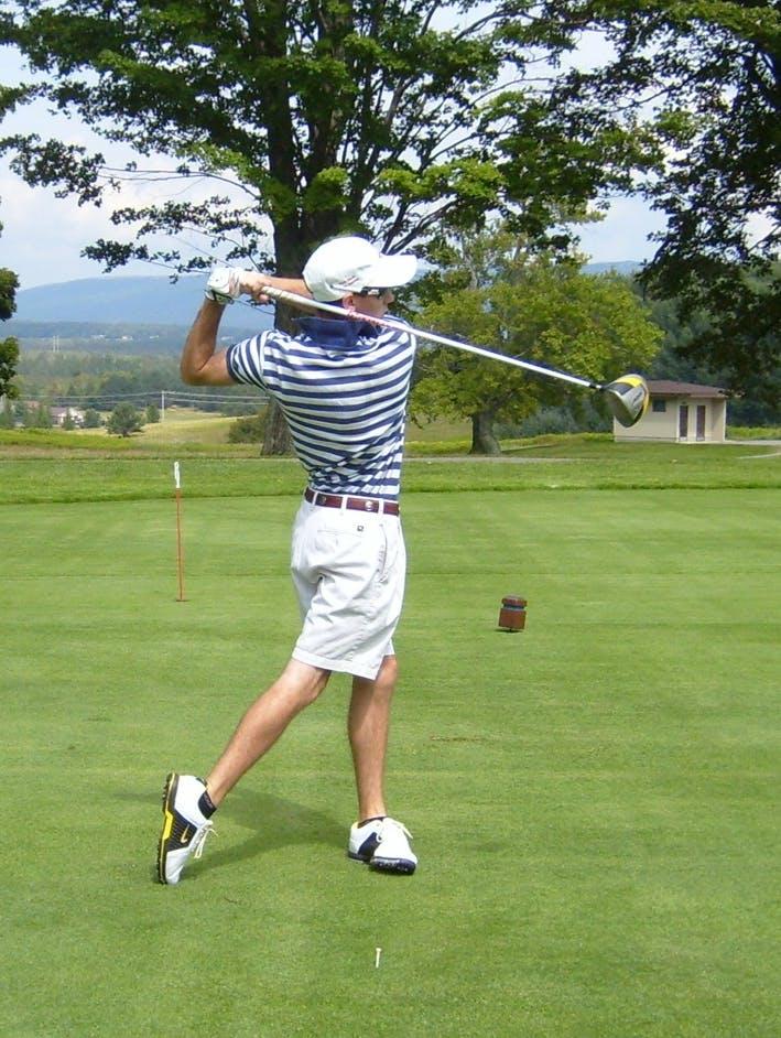 Golf Expert Corey J.