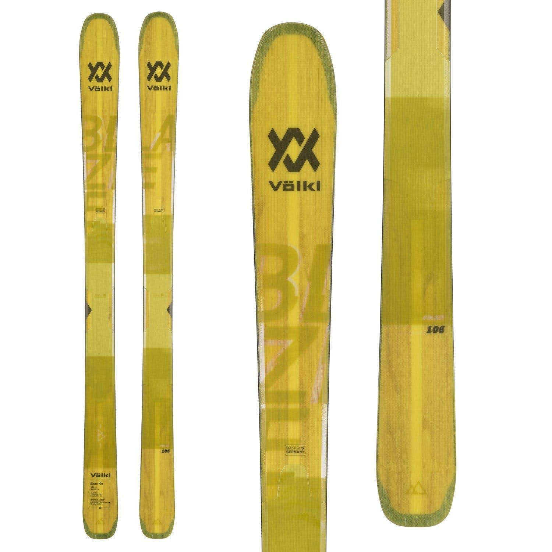 Völkl Blaze 106 Flat Skis · 2021