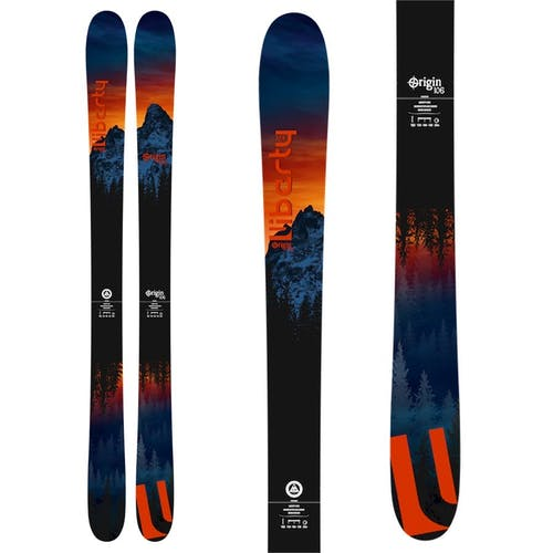 Liberty Origin106 Skis · 2020