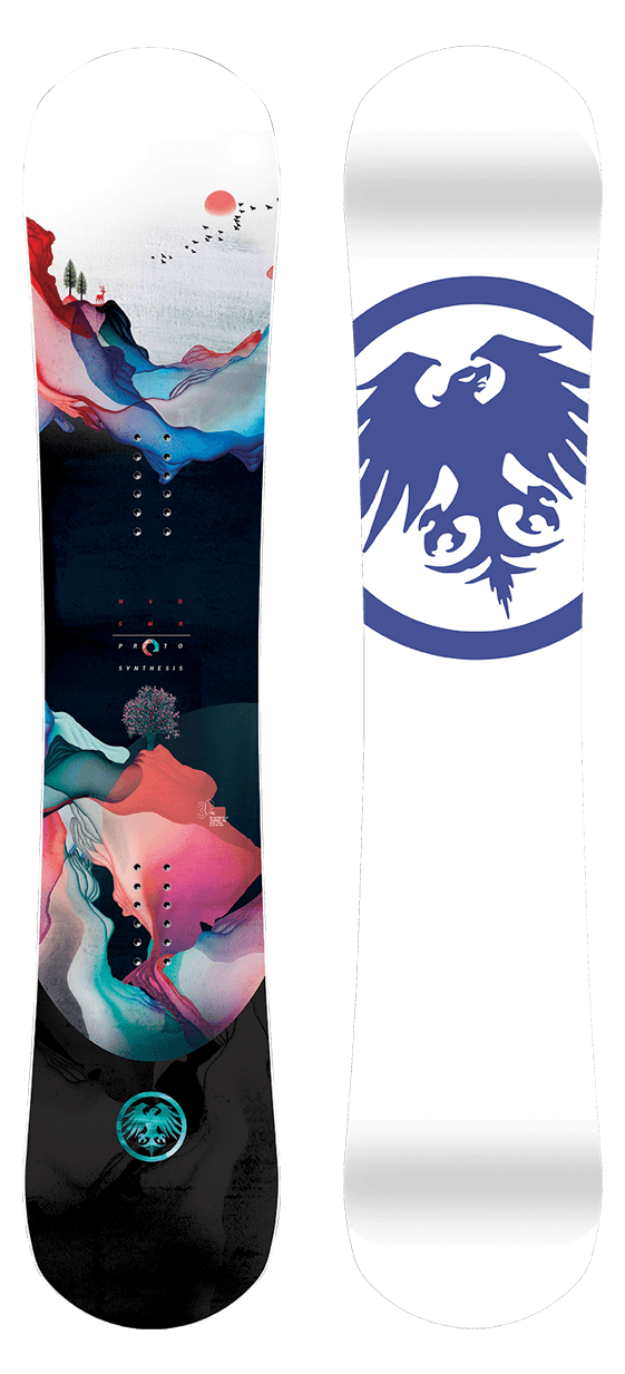 Never Summer Proto Synthesis  Women's Snowboard · 2021
