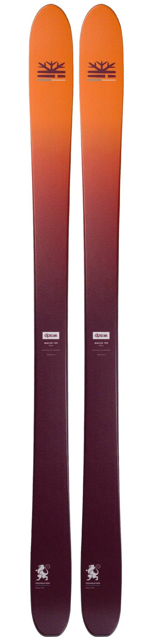 DPS Wailer 99 Foundation Skis - 176 cm