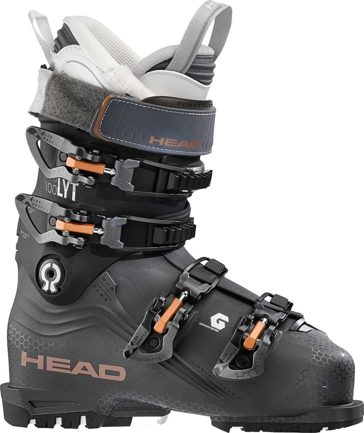 Head Nexo Lyt 100 Women's Ski Boots  24.5 · 2020