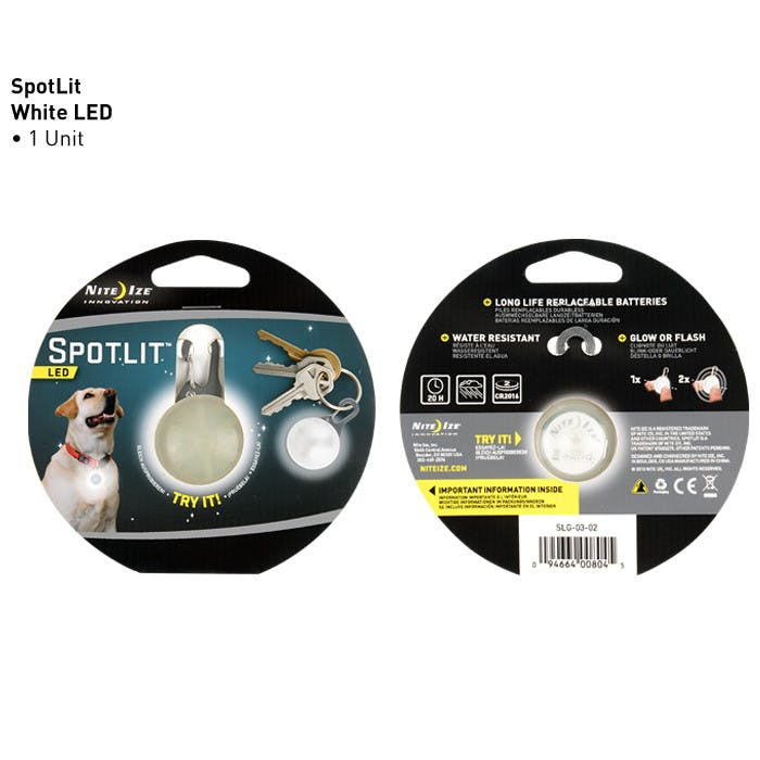 Nite Ize - Spotlit Led Biner Light - White