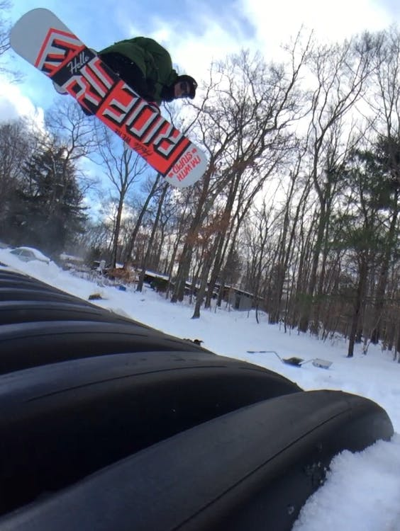 Snowboard Expert Logan Chapman
