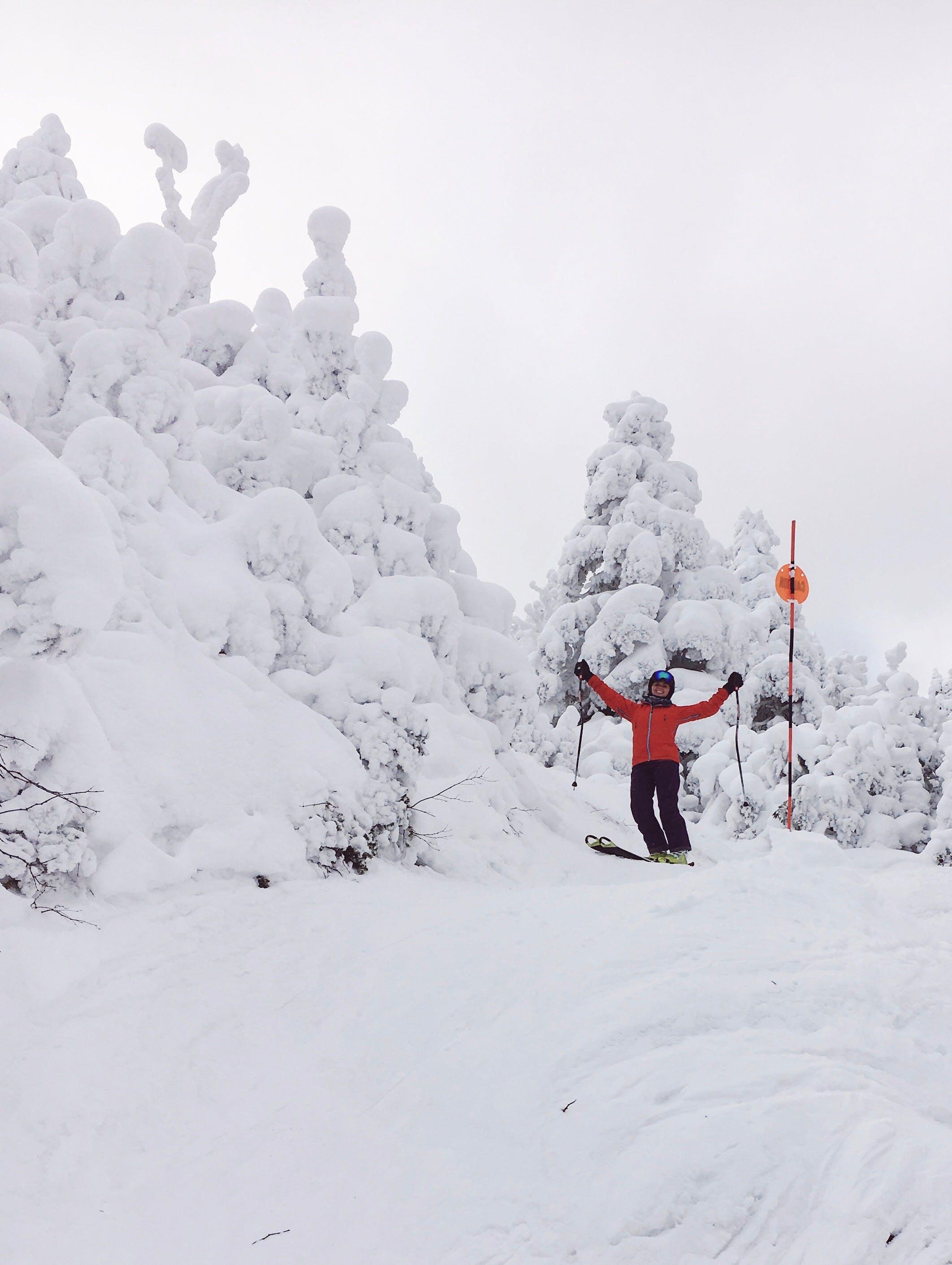Ski Expert Charlotte H