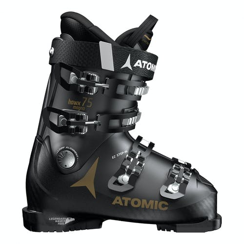 ATOMIC - HAWX MAGNA 75 BOOT - 23.5 - Black/Gold