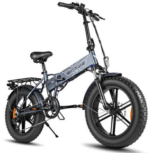 SHIYAO 500W 20-inch Fat Tire Electric Bicycle Mountain Beach Snow Bikes for Adults · Aluminum Electric Scooter 7 Speed Gear E-Bike with Removable 48V12.5A Lithium Battery