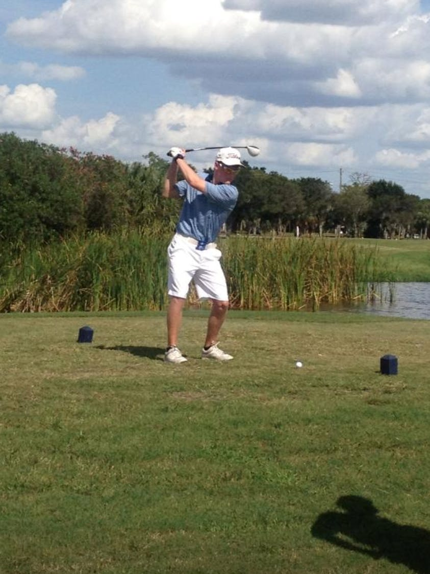Golf Expert Will Patterson