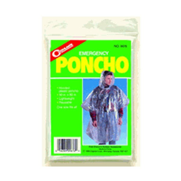 Coghlan's - Poncho Emergency Basic