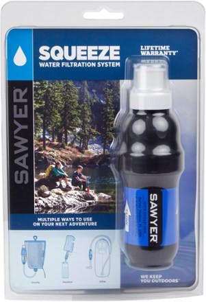 Sawyer - Squeeze Water Filter