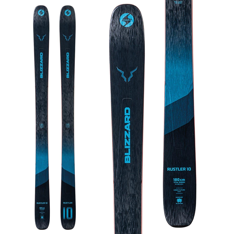 Blizzard Rustler 10 Skis · 2021