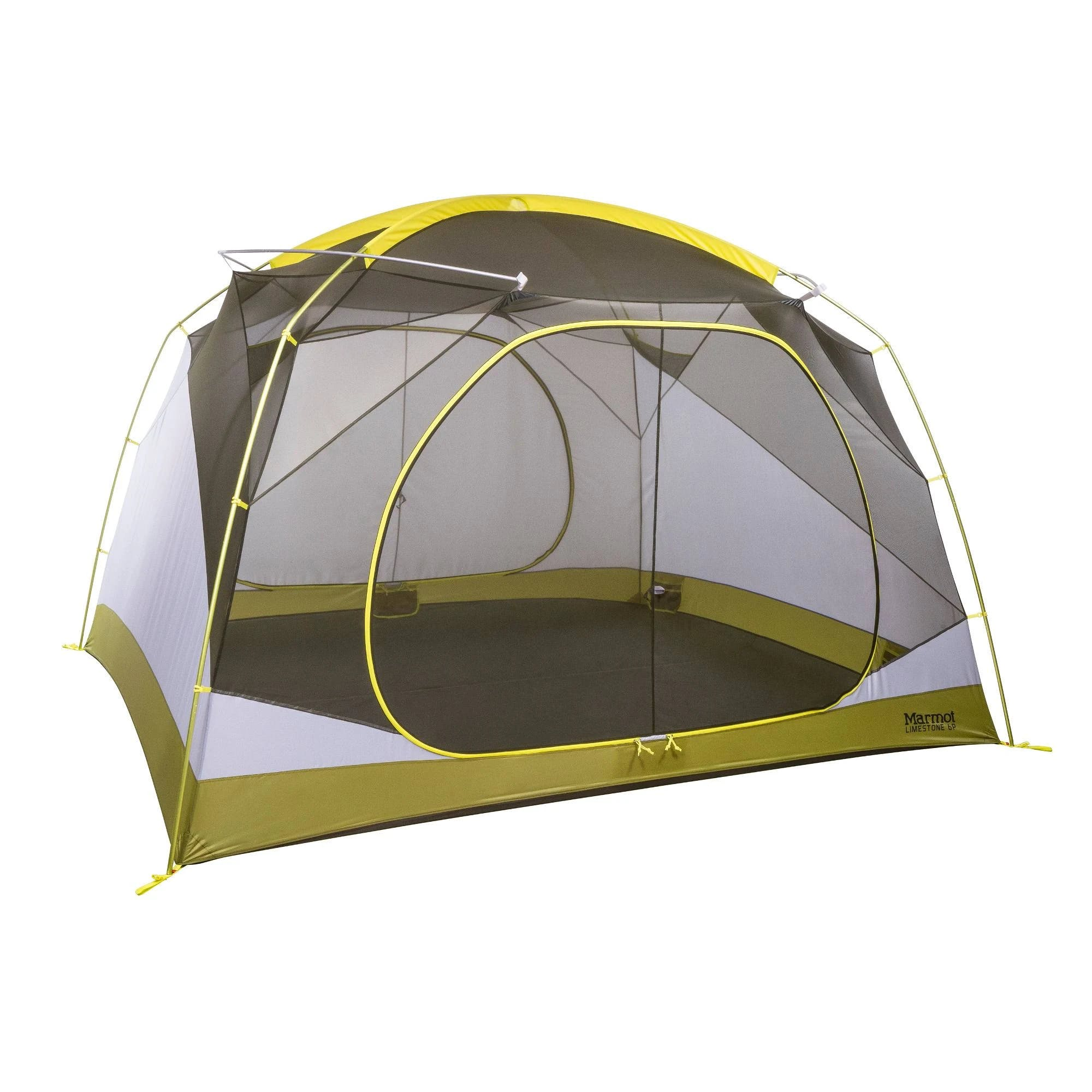 Marmot - Limestone 6p Tent - Green Shadow Moss
