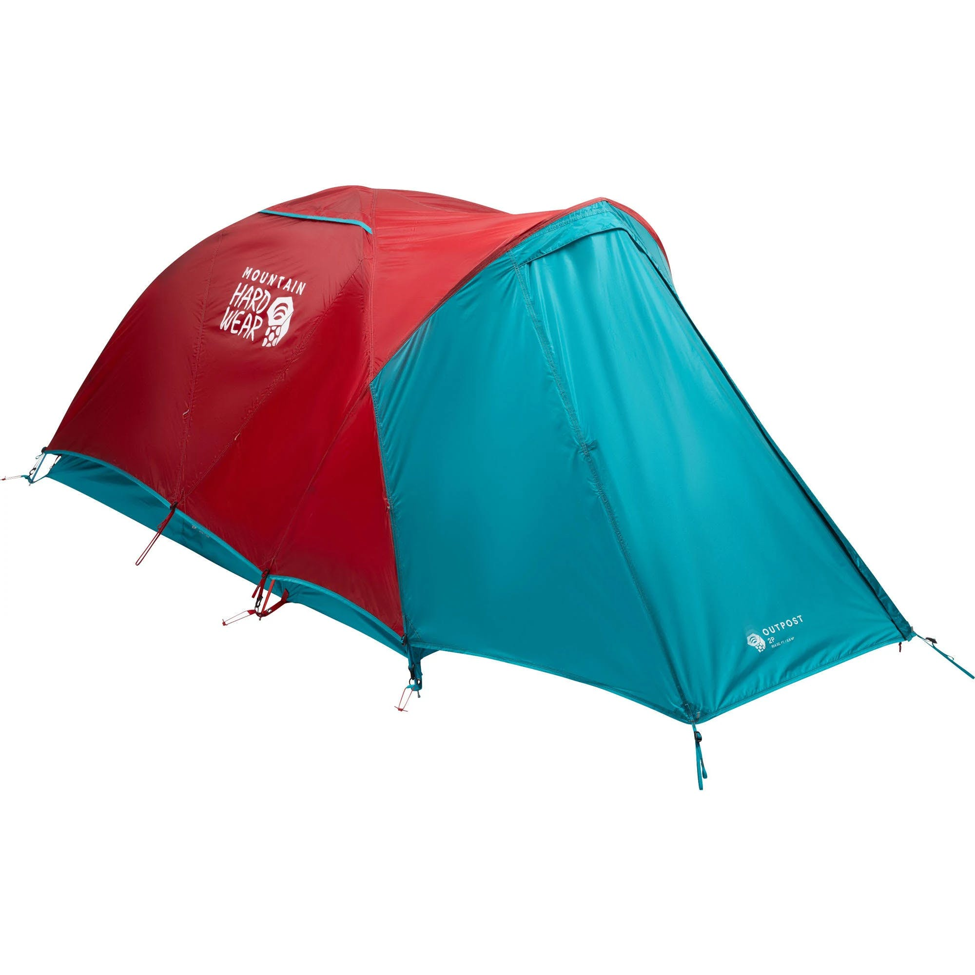 Mountain Hardwear Outpost 2 Tent (Alpine Red)
