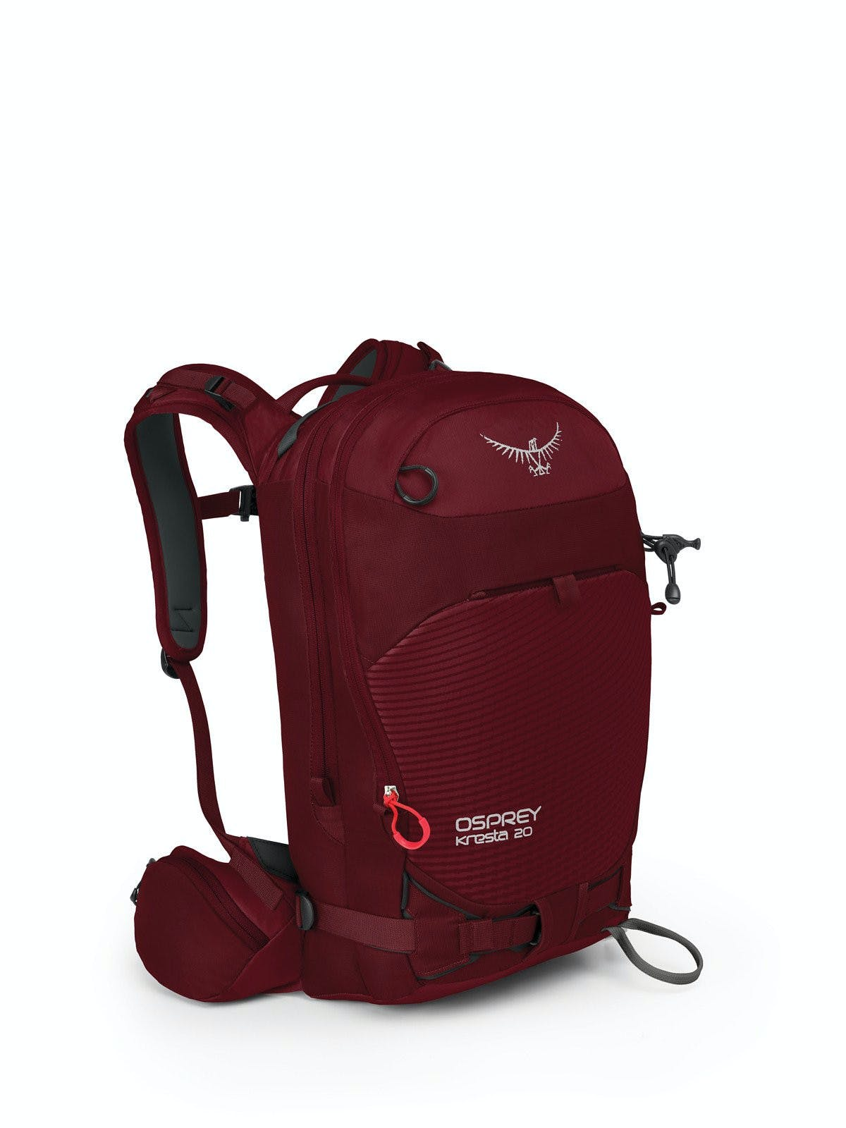 OSPREY - KRESTA 20 WMNS PACK - SMALL - MD - Rosewood Red