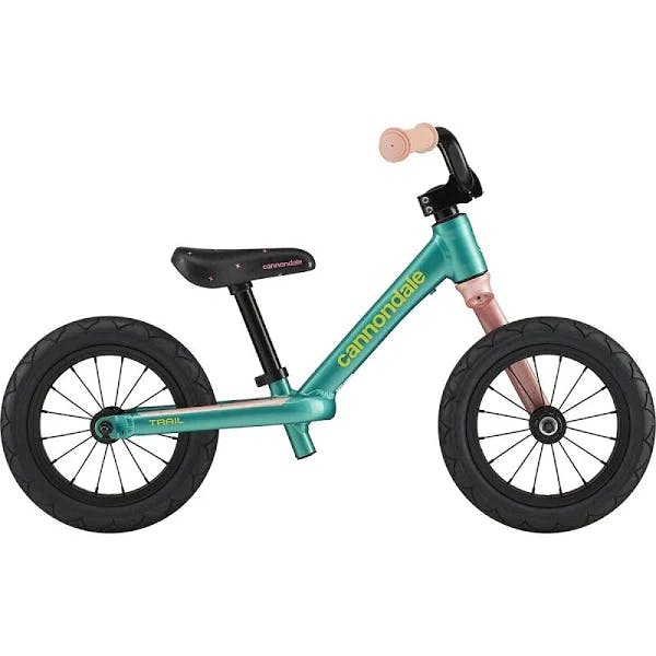 Cannondale 12 F Kids Trail Balance Bike · One size · Turquoise