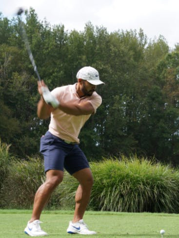 Golf Expert Kristian Elvina