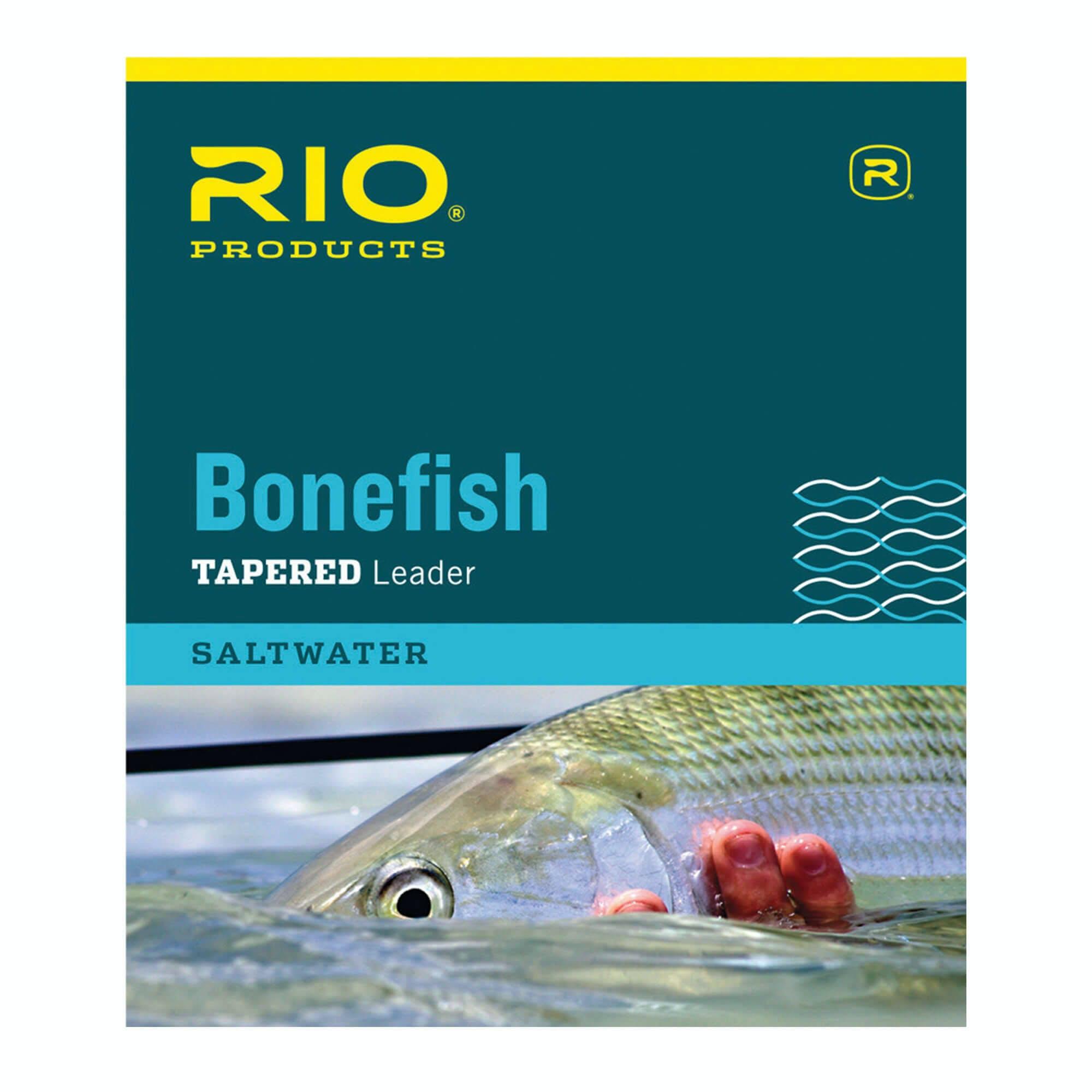Rio Bonefish Leader - 10ft