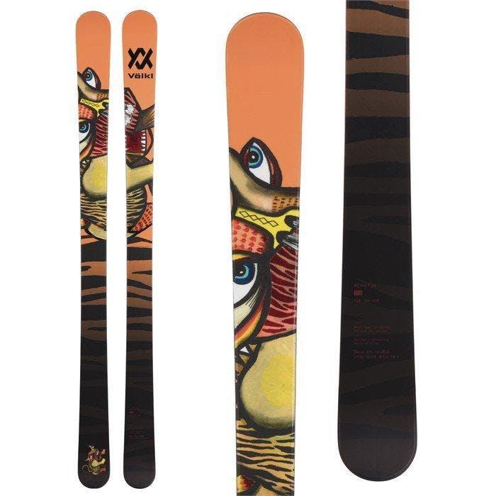 Völkl Revolt 95 Flat Skis
