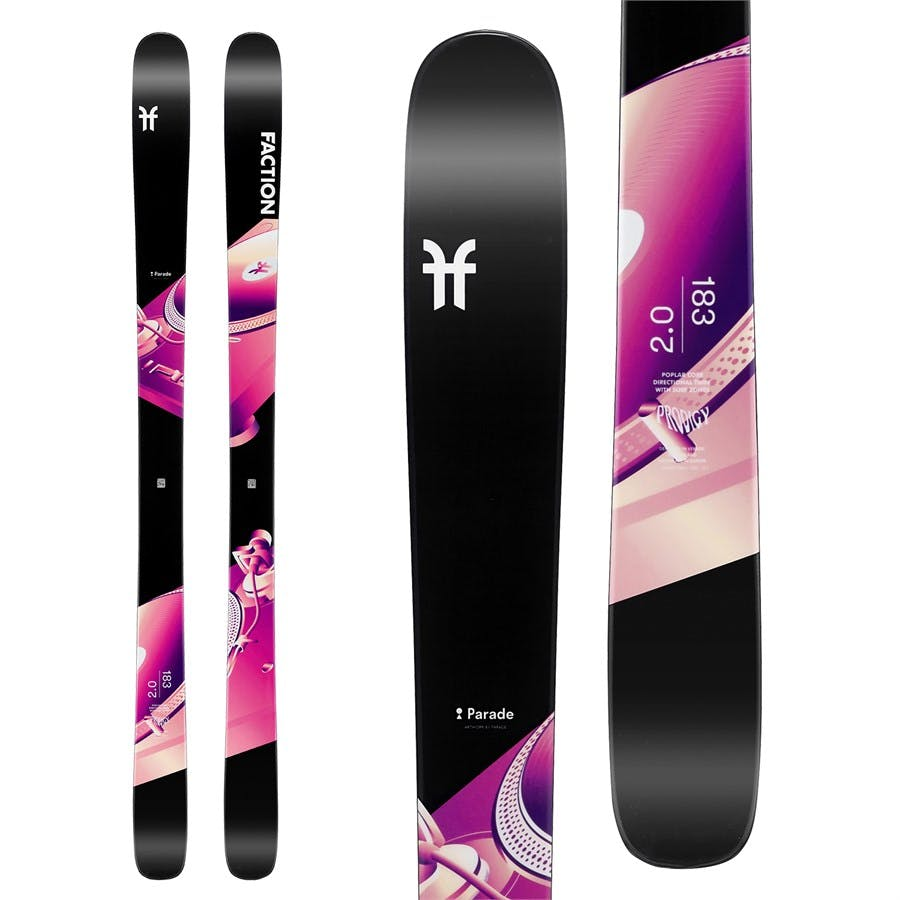 Faction Ski Prodigy 2.0 Skis · 2020