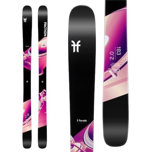 Faction Ski Prodigy 2.0 Skis · 2020