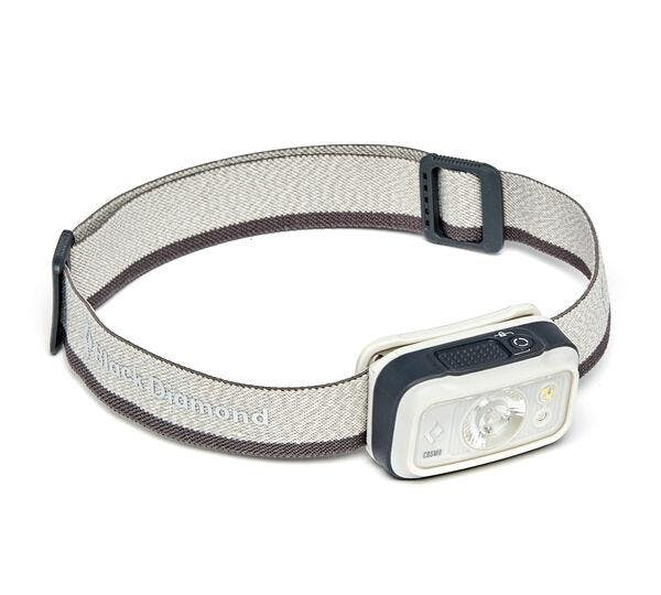 Black Diamond Cosmo 300 Headlamp in Aluminum