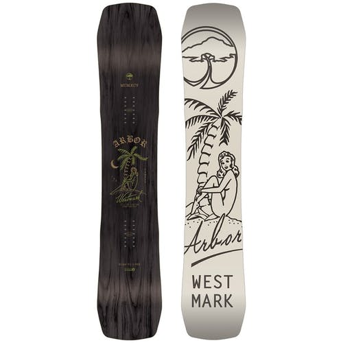 Arbor Westmark Camber Snowboard 2019