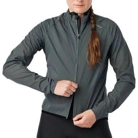 Giro Chrono Wind Jacket Women's Charcoal XS