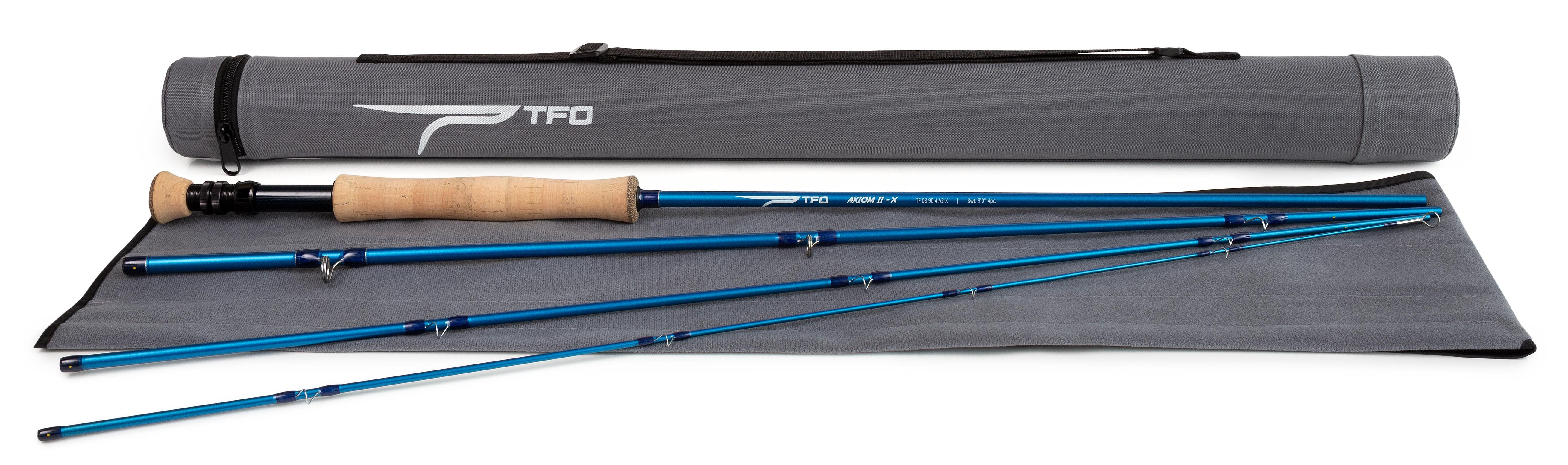 Temple Fork Outfitters Axiom II-X Fly Rod