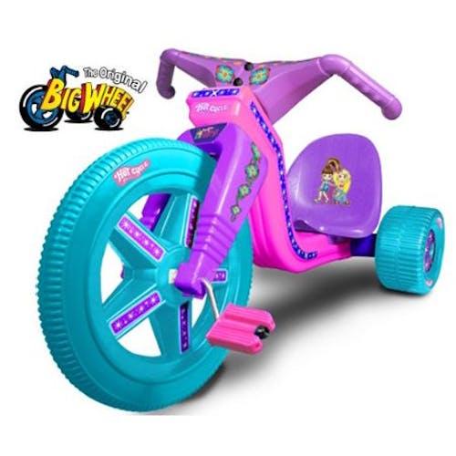 "The Original Big Wheel Kids Bike · Brand New The Original Big Wheel · Hot Cycle Fashion Girlz 16"" Trike Limited Edition · 2010"