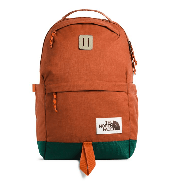 THE NORTH FACE - DAYPACK - Picante Red Dark Hea