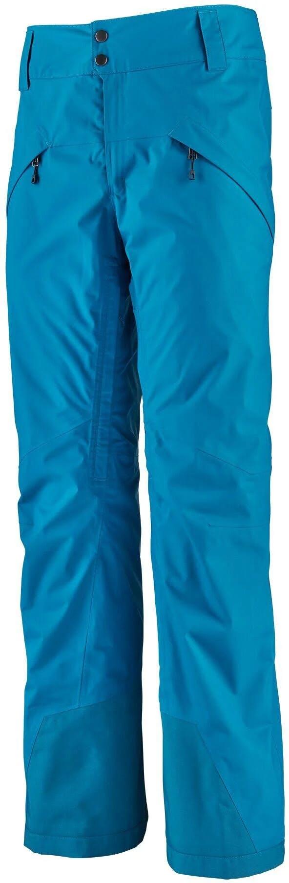 Patagonia Men's Snowshot Pants Blue L