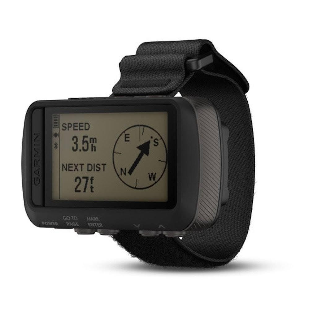 "Garmin Foretrex 601 Hiking GPS Watch - 2"" Display"