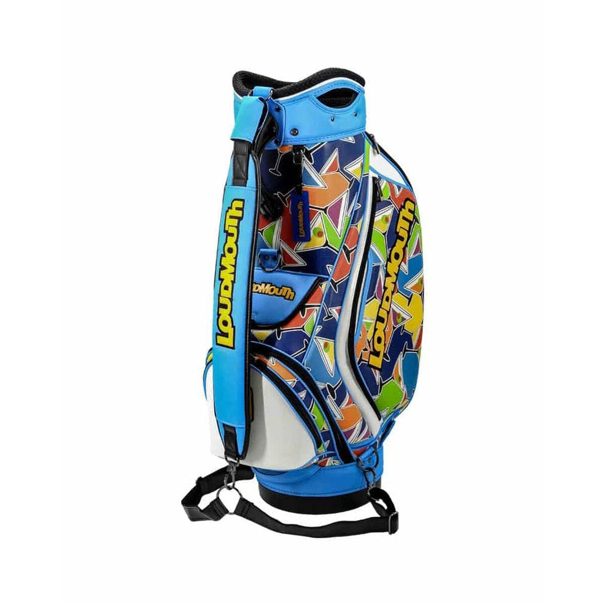 Loudmouth Golf- Cocktail Party Tour Bag