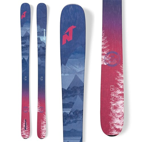 Nordica Santa Ana 93 Skis - Women's 2020