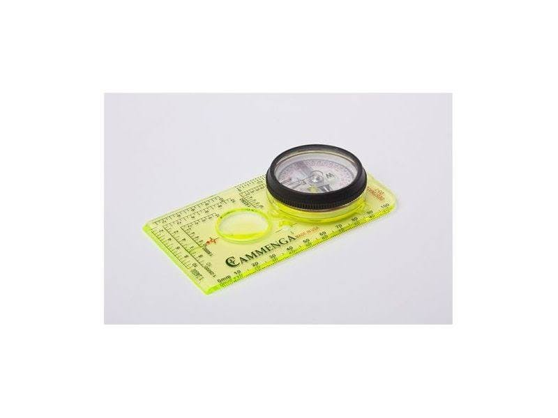 Cammenga Destinate Model D3-t Tritium Protractor Compass Clam Pack 166752 D3TCS